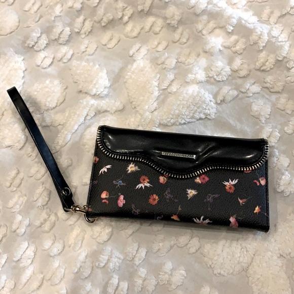 Rebecca Minkoff Magnetic Floral Iphone Clutch Case